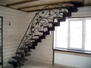 Изготовление металлических лестниц - foto 1